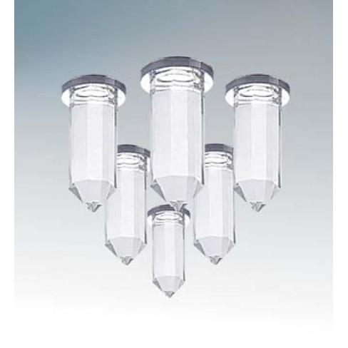Встраиваемый светильник Lightstar Nubella 079064